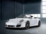 Images of Porsche 911 Carrera GTS Cabriolet (997) 2010–12