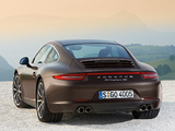 Images of Porsche 911 Carrera 4S Coupe (991) 2012