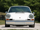 Photos of Porsche 911 Carrera RS 2.7 Sport (911) 1972–73