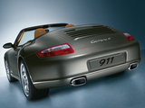 Photos of Porsche 911 Carrera 4 Cabriolet (997) 2006–08
