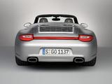 Photos of Porsche 911 Carrera 4 Cabriolet (997) 2008–12