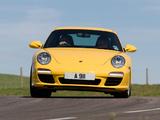 Photos of Porsche 911 Carrera Coupe UK-spec (997) 2008–11