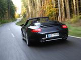 Photos of TechArt Porsche 911 Carrera Cabriolet Aerokit I (997) 2009