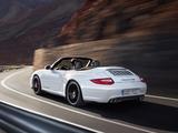 Photos of Porsche 911 Carrera GTS Cabriolet (997) 2010–12