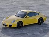 Photos of Porsche 911 Carrera 4 GTS Coupe (997) 2011–12