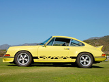 Pictures of Porsche 911 Carrera RS 2.7 Sport (911) 1972–73