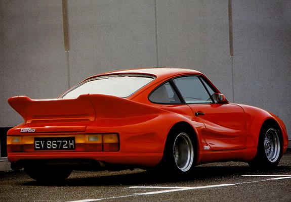 pictures of koenig porsche 911 turbo road runner 911 1980. Black Bedroom Furniture Sets. Home Design Ideas
