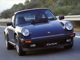 Pictures of Porsche 911 Carrera 3.2 Coupe (911) 1984–89