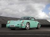 Pictures of Porsche 911 Carrera RSR (964) 1993