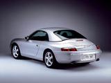 Pictures of Porsche 911 Carrera Cabriolet (996) 1998–2001
