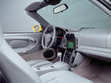 Pictures of Porsche 911 Carrera 4 Cabriolet (996) 2001–04