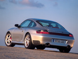 Pictures of Porsche 911 Carrera 4S Coupe (996) 2001–04