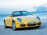 Pictures of Porsche 911 Carrera 4 Cabriolet (997) 2006–08