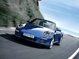 Pictures of Porsche 911 Carrera 4S Cabriolet (997) 2008–12
