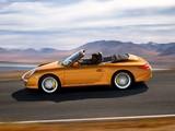 Pictures of Porsche 911 Carrera 4 Cabriolet (997) 2008–12