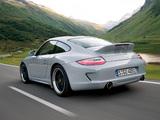 Pictures of Porsche 911 Sport Classic (997) 2009