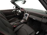 Pictures of TechArt Porsche 911 Carrera Cabriolet Aerokit I (997) 2009
