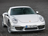 Pictures of Porsche 911 Carrera S Coupe (991) 2011