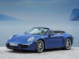 Pictures of Porsche 911 Carrera 4 Cabriolet (991) 2012