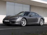 Pictures of Porsche 911 Carrera 4 Coupe (991) 2012