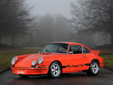 Porsche 911 Carrera RS 2.7 Sport (911) 1972–73 images