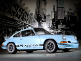 Porsche 911 Carrera RS 2.7 Sport (911) 1972–73 photos