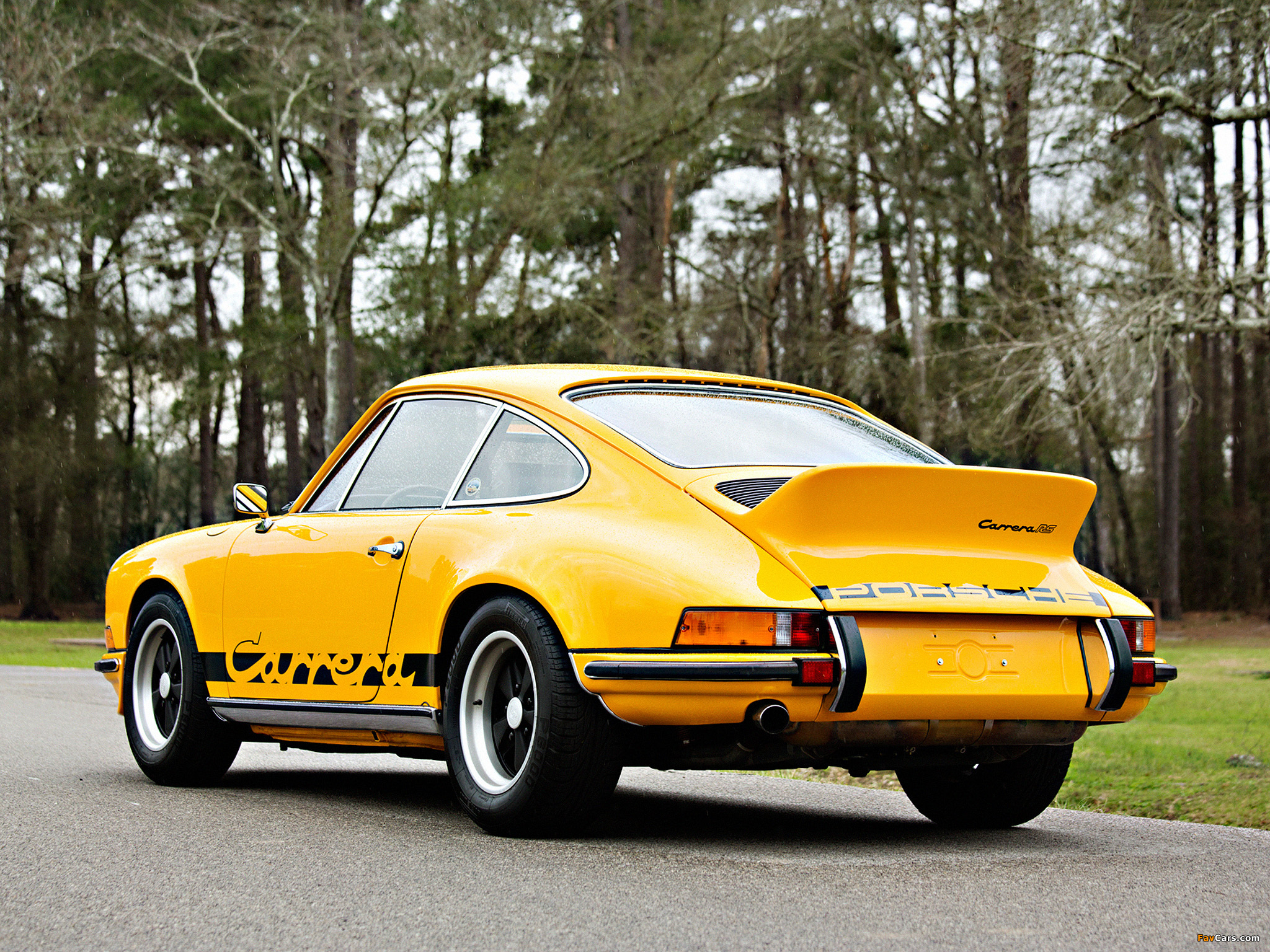 Porsche 911 Carrera Rs 2 7 Touring Us Spec 911 1972 73 Wallpapers