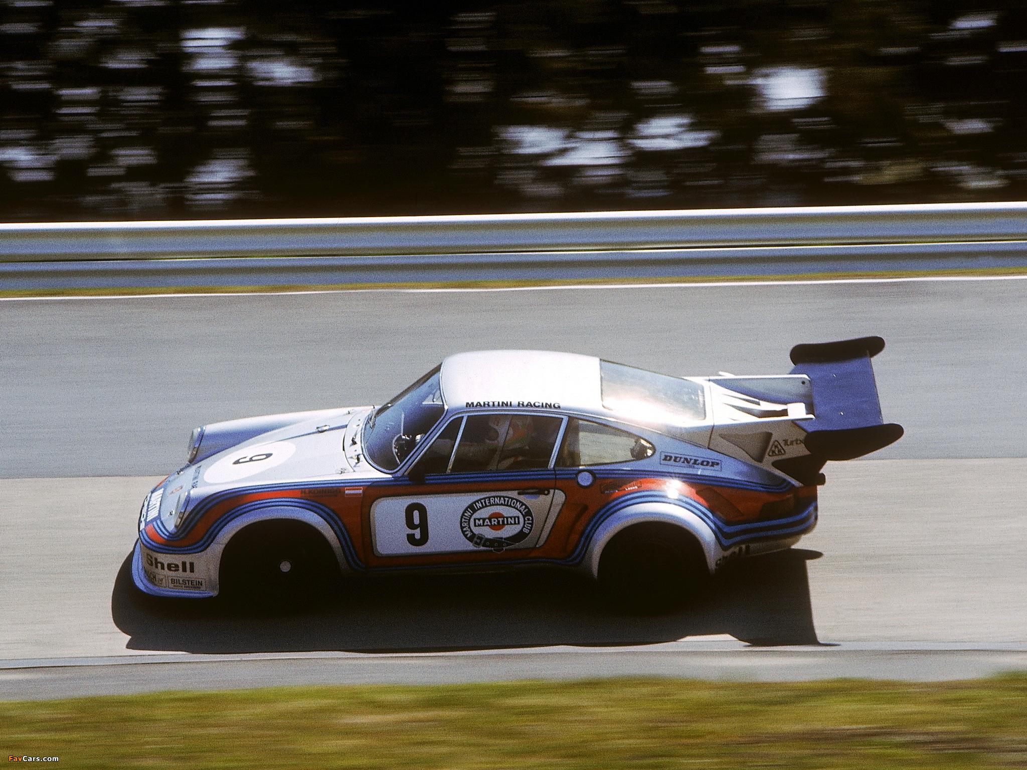 Porsche 911 Carrera Rsr Turbo 2 1 911 1974 77 Photos