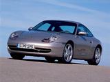 Porsche 911 Carrera Coupe (996) 1997–2001 images