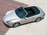Porsche 911 Carrera 4 Cabriolet US-spec (996) 1998–2001 images