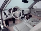 Porsche 911 Carrera 4S Coupe (996) 2001–04 images