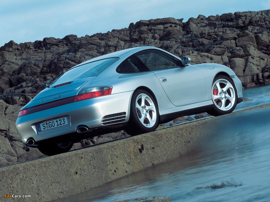 Porsche 911 Carrera 4s Coupe 996 2001 04 Images 1024x768