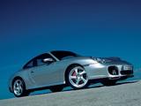 Porsche 911 Carrera 4S Coupe (996) 2001–04 photos