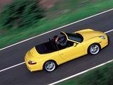 Porsche 911 Carrera 4 Cabriolet (996) 2001–04 photos