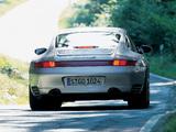 Porsche 911 Carrera 4S Coupe (996) 2001–04 pictures