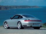 Porsche 911 Carrera 4S Coupe (996) 2001–04 wallpapers