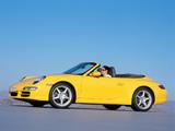 Porsche 911 Carrera Cabriolet (997) 2005–08 pictures