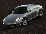 Porsche 911 Carrera 4S Coupe (997) 2006–08 images