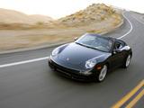 Porsche 911 Carrera 4S Cabriolet US-spec (997) 2006–08 images