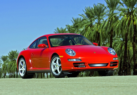 Porsche 911 Carrera 4 Coupe Us Spec 997 200608 Photos