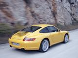 Porsche 911 Carrera 4S Coupe (997) 2006–08 photos