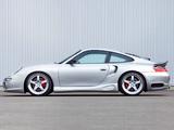 Hamann Porsche 911 Carrera S Coupe (996) 2006 photos