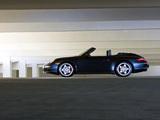 Porsche 911 Carrera 4S Cabriolet US-spec (997) 2006–08 pictures
