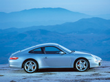 Porsche 911 Carrera 4S Coupe (997) 2006–08 pictures