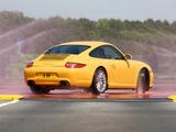 Porsche 911 Carrera Coupe UK-spec (997) 2008–11 photos