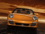 Porsche 911 Carrera 4 Cabriolet (997) 2008–12 pictures