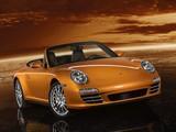 Porsche 911 Carrera 4 Cabriolet (997) 2008–12 wallpapers