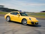 Porsche 911 Carrera Coupe UK-spec (997) 2008–11 wallpapers