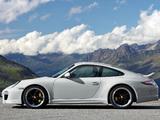 Porsche 911 Sport Classic (997) 2009 images