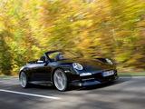 TechArt Porsche 911 Carrera Cabriolet Aerokit I (997) 2009 photos